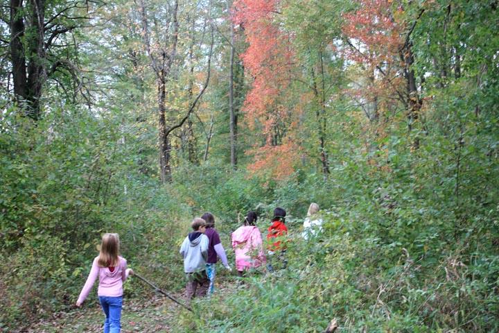 Kids-creektrail